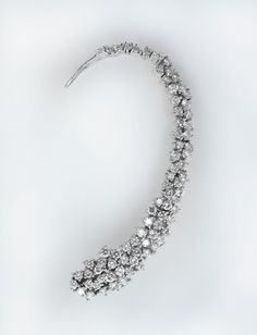parkling diamond ear cuff is by ana khouri