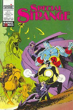 Couverture de Spécial Strange -71- Spécial Strange 1990