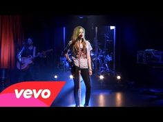 Avril Lavigne - I'm With You (AOL Sessions) - YouTube