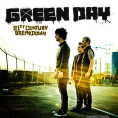 Coverlandia - The #1 Place for Album & Single Cover's: Green Day - 21st Century Breakdown (FanMade Album Cover)