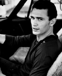 James Franco / Black and White Photography
