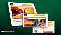 Dot, diseño y desarrollo de portal web.