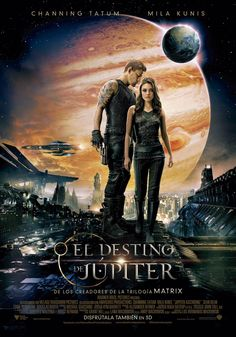 """DESTINO JUPITER"" (2015) ♣ Ver Online: http://www.peliculasflv.co/2015/05/el-destino-de-jupiter-2015-online.html"