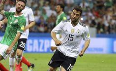 Němci spláchli v semifinále Poháru FIFA Mexiko, v boji o titul vyzvou Chile