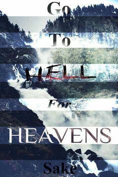 Song go to Hell for heavens sake album sempiternal artist bring me the horizon