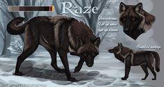 Raze's reference by KFCemployee.deviantart.com on @DeviantArt