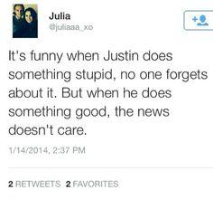 Yes!!! TMZ IS SOO MEAN AND HALF THE STUFF THEY SAY ISN'T EVEN TRUE!!!! #BiebersGirlsEndHate #BiebersGirlsLoveNatasha