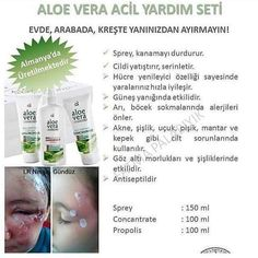 #aloe vera acil yardim seti by lr_aloevera__turkiye