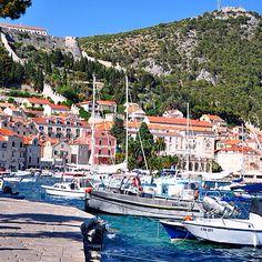 Hvar, Dalmatia, Croatia Dalmatia Croatia, Adriatic Sea, Coast