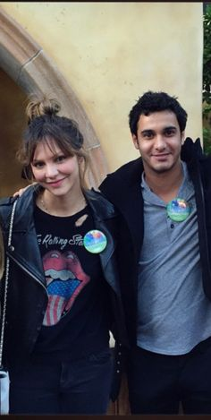 Elyes and Kat