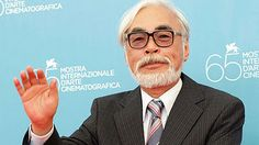 Hayao Miyazaki - Japanese film director, animator, manga artist, producer, screenwriter and co-founder of Studio Ghibli. Hayao Miyazaki, Spirited Away Japanese, Jiro Horikoshi, Isao Takahata, Wind Rises, Japanese Film, Japanese Things, Film Base, Film Studio