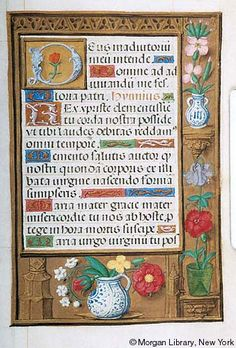 Book of Hours, MS M.399 fol.152r - Images from Medieval and Renaissance Manuscripts - The Morgan Library & Museum