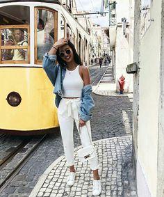 a7ae6823ce1 In love with Lisbon 💋 (Werbung