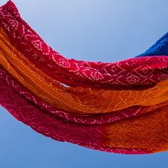These vibrant dupattas are playing hide and seek with the wind..#rajasthanirangrez #dupattas #ethnic