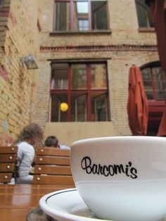 BERLIN Barcomi's Deli
