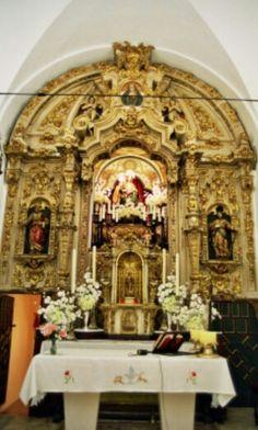 Ermita de Santa Ana Estepa_Retablo