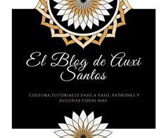 El Blog de Auxi Santos Blog, Home Decor, Saints, Measurement Chart, Step By Step, Dressmaking, Ruffles, Decoration Home, Room Decor
