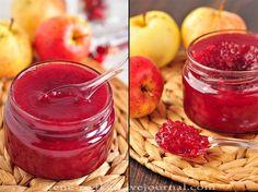 Джем из яблок и клюквы - не буду много нахваливать, скажу просто -… - Вкусная пауза