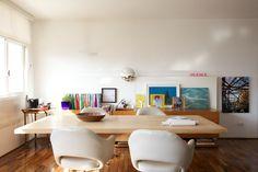 Freunde von Freunden — Carolina Rocco — Architect, Apartment, Jardins, São Paulo — http://www.freundevonfreunden.com/interviews/carolina-rocco/