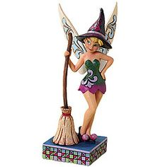Disney® Tinker Bell Witch Figure $38.00
