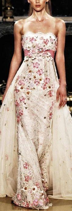 Zuhair Murad   Girly, feminine, pretty ❤   Pinterest)