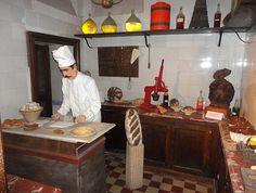 Les anciennes Cuisines du Château de Breteuil, Yvelines