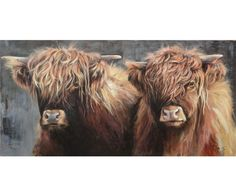 Diamond Painting Netherlands Highland Cow DIY Mosaic diamond Embroidery full square/round round Home Picture Of Rhinestones Scottish Highland Cow, Highland Cattle, Cross Paintings, Easy Paintings, Mother And Child Pictures, Farm Animals, Animals And Pets, Fluffy Cows, Cow Art