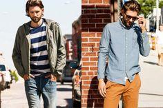 H & M Spring 2013 Men's Lookbook