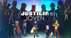 Fantasia Nerd: Justicia Joven-Viejos Conocidos