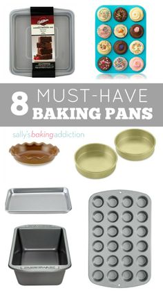 Welcome back to my baking basics series! As a sequel to my 14 kitchen tools every baker needs post, today I'm sharing the exact baking pans I use in my kitchen. These are baking pans that I find most useful, most versatile, and best quality for their price. I use these 8 baking pans more than anything else …