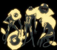Character design for Drudgers (Oban Star-Racers; 2006, Sav! The World Productions/HAL FilmMaker):