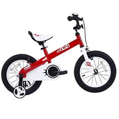 Kids' Bicycles - Royalbaby Honey Kids Bike Perfect Gift For Kids Boys Bike Girls Bike 12141618 inch wheels Red or Lilac -- Learn more by visiting the image link.