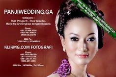 blog.klikmg.com - Rias Pengantin - Fotografi & Promosi Online : Contoh Make Up Minimalis Elegan Kebaya Pendek Ungu...
