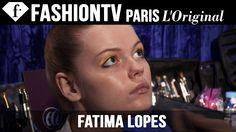 Fatima Lopes Spring/Summer 2015 BACKSTAGE | Paris Fashion Week PFW Programme du vendredi 14 novembre