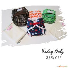 Today Only! 25% OFF this item.  Follow us on Pinterest to be the first to see our exciting Daily Deals. Today's Product: Cloth diaper trial package Buy now: http://fruit-of-the-womb-diapers.myshopify.com/products/cloth-diaper-trial-package?utm_source=Pinterest&utm_medium=Orangetwig_Marketing&utm_campaign=pocket   #musthave #loveit #instacool #shop #shopping #onlineshopping #instashop #instagood #instafollow #photooftheday #picoftheday #love #OTstores #smallbiz #sale #dailydeal #dealoftheday…
