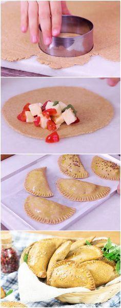 Receitinha para os fitness de plantão! #integral #salgado #facil #receita #gastronomia #culinaria #comida #delicia #receitafacil
