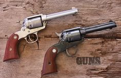 Ruger's .22 Single Actions: Our Senior Sixgunner Chronicles A Classic Concept | Ruger's blued .22 Bearcat, which has been joined by a stainless steel version | http://gunsmagazine.com/go/guns-se-2016/ | #ruger #bearcat #gunsmagazine @rugerfirearms