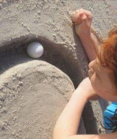 Beach activities for kids