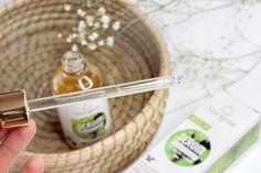 Bionigree naturalne serum oczyszczające efekty
