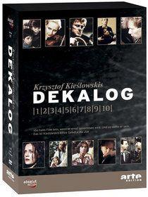 Dekalog (Parts 1-10), Starring: Miroslaw Baka, Krzysztof Globisz and Grazyna Szapolowska.