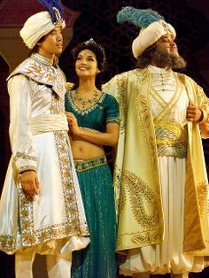 Aladdin: A Musical Spectacular by Castles, Capes & Clones, via Flickr