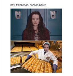 #13 reasons why #thirteen reasons why #hannah baker