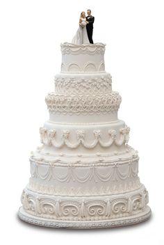 Jays wedding cakes