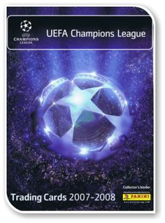 Trading Cards UEFA Champions League 2007-2008