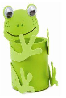 Nicole™ Crafts Frog Huggie #kids #craft