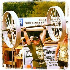 2013 Tampa bay Strongman Classic