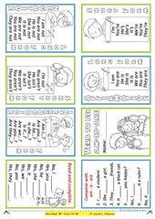 Verb To BE worksheet - Free ESL printable worksheets made by teachers