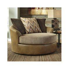 Swivel Barrel Arm Chair from Wayfair Canada