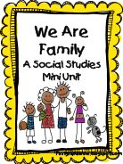 Family Unit about Needs & Wants-great way to cover standard SSKE4
