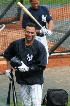 Derek Jeter & Alex Rodriguez, Yankees